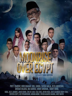 Download film Moonrise Over Egypt (2018) Full Movie Gratis
