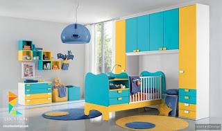 Modern Children's Rooms 46