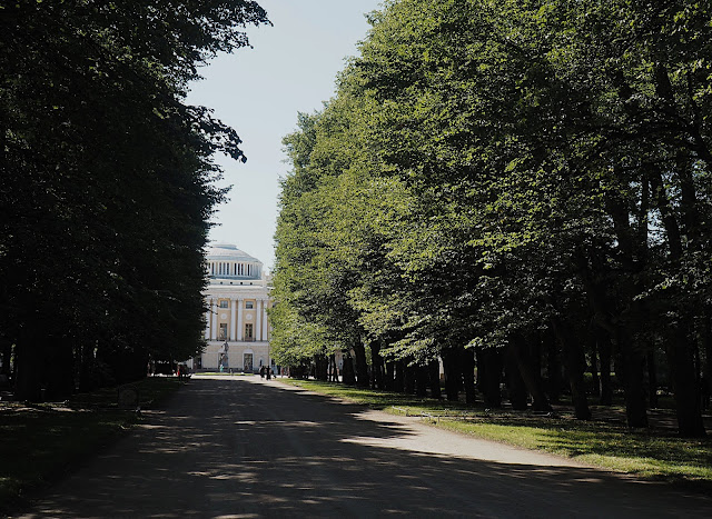 Санкт-Петербург - парк в Павловске (St. Petersburg - Park in Pavlovsk)