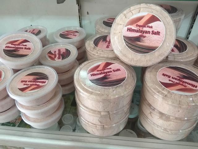 Garam Himalaya Organic Pink Himalayan Salt