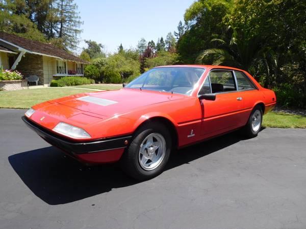 Gray Import, 1976 Ferrari 365 GT4 2+2