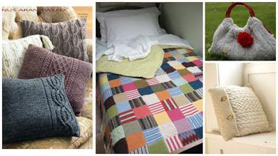 suéteres-reciclados-ideas-manualidades