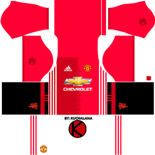 timnas dream league soccer kits manchester united