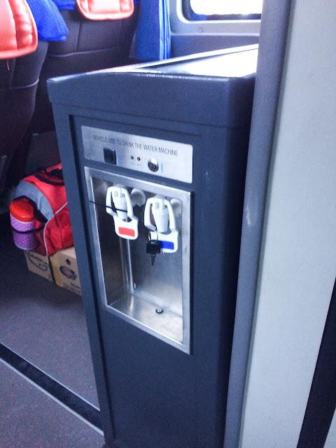 dispenser air bis double decker