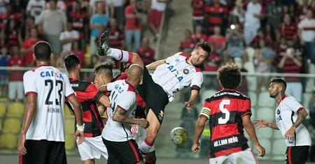 Assistir Flamengo x Atlético-PR AO VIVO grátis em HD 12/04/2017 - Libertadores