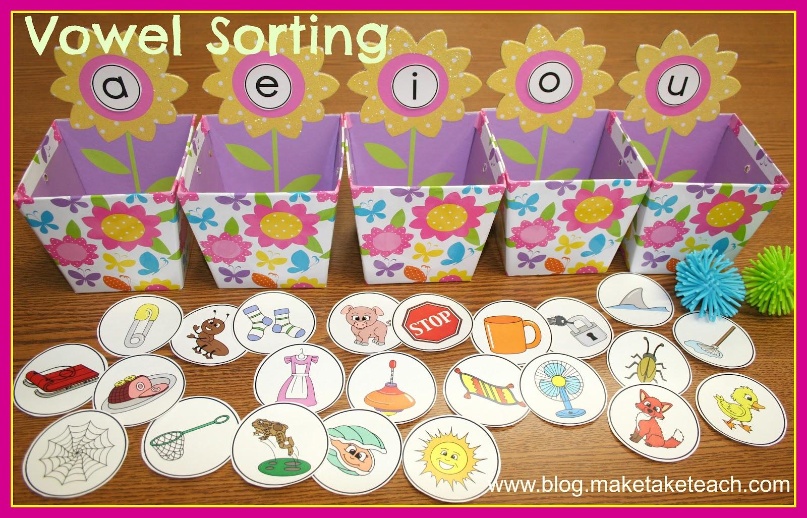 Sorting Short Vowels