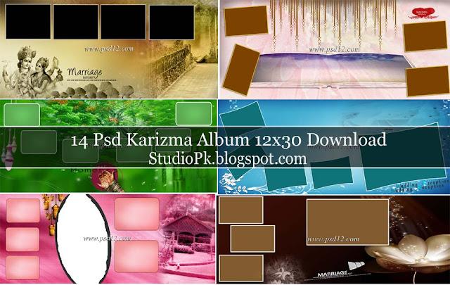 Karizma Photo Album