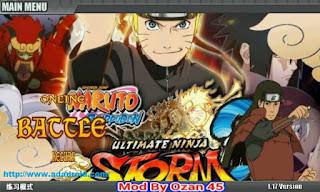 Naruto Senki Mod v1.17 by Ojan Apk