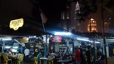 Pekan Station Kampung Baru Restoran Western Murah KL