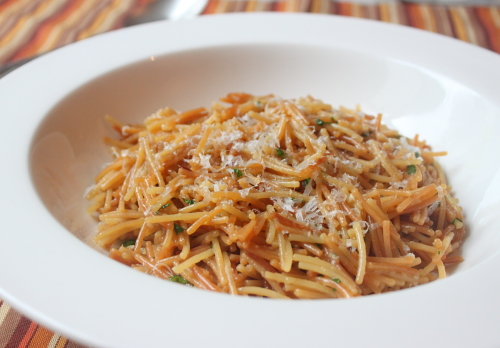 "Broken Spaghetti ""Risotto"" – There's a Good Reason for Those Quotation Marks"