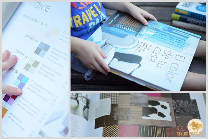 El color de tu casa – Tonos neutros para vivir en armonía.para post mis 8 libros sobre color