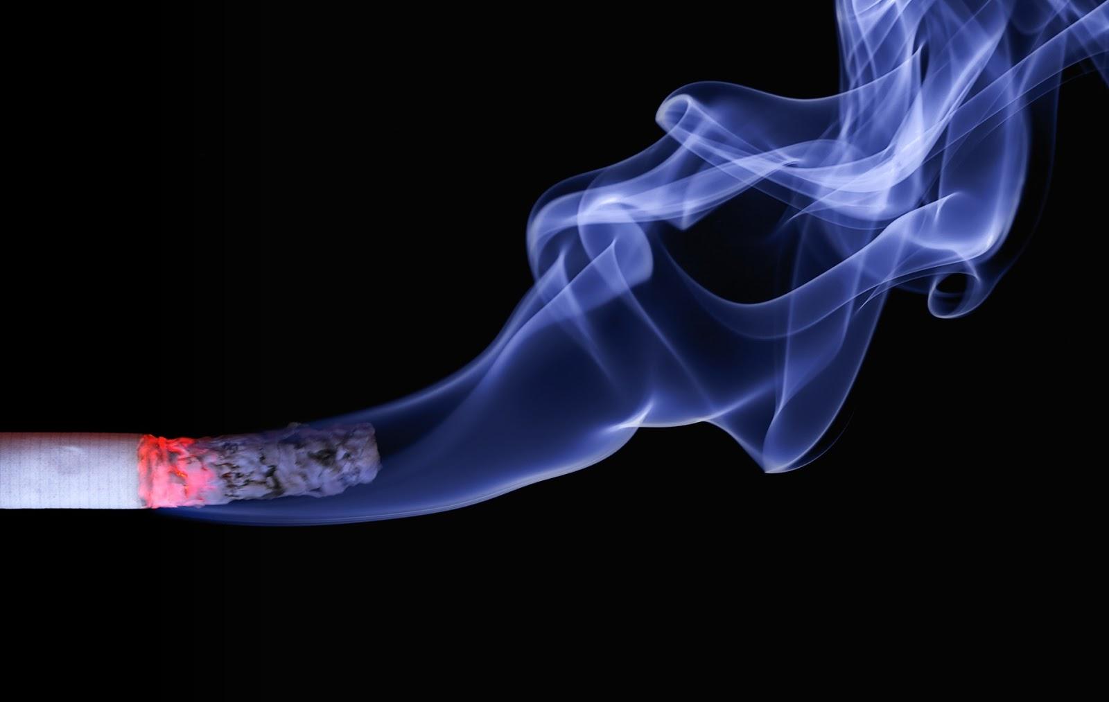 Scrum de țigară