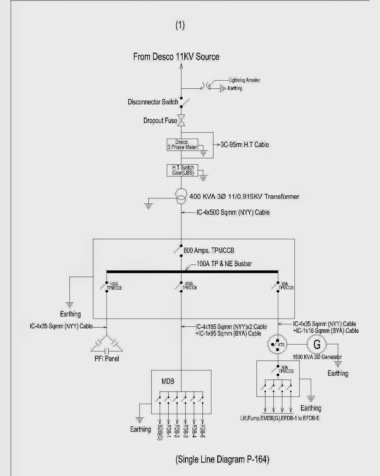 Single Wire Diagram Archive Of Automotive Wiring 3 Phase Generator Connections Line Opinions About U2022 Rh Voterid Co Light