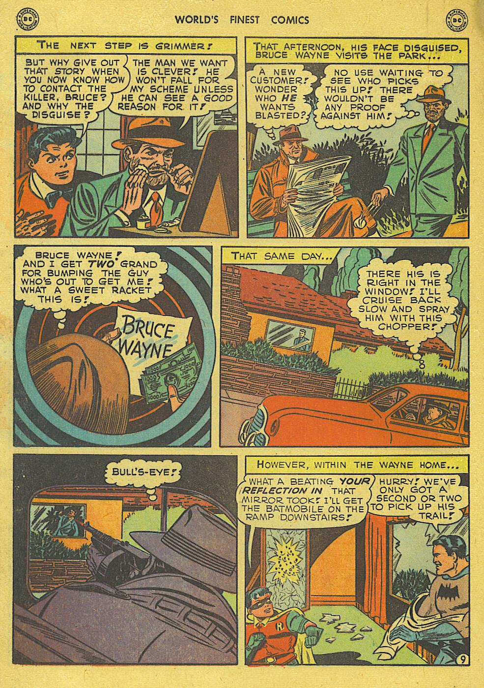 Read online World's Finest Comics comic -  Issue #34 - 70