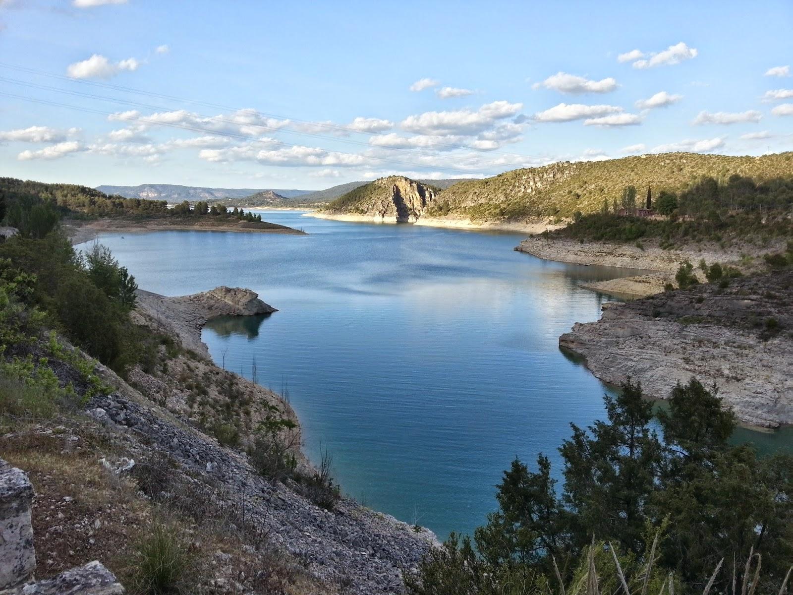 ruta moto por la Serrania de Cuenca y Parque natural del Alto del Tajo