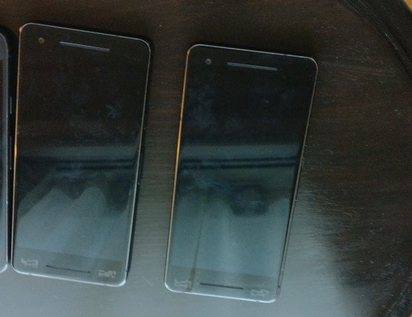 Pixel 2 live images leak for the first time