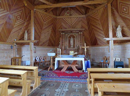 Kaplica św. Brata Alberta.