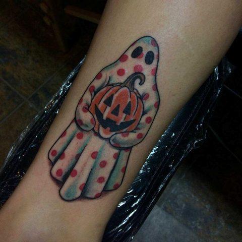 Tatuagens de fantasma