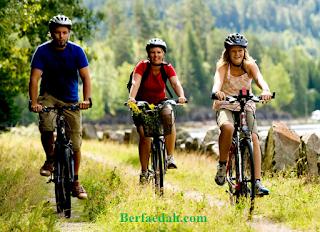 manfaat olahraga bersepeda