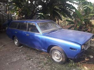 Jual Datsun Wagon 260y 1976 Mesin Hidup