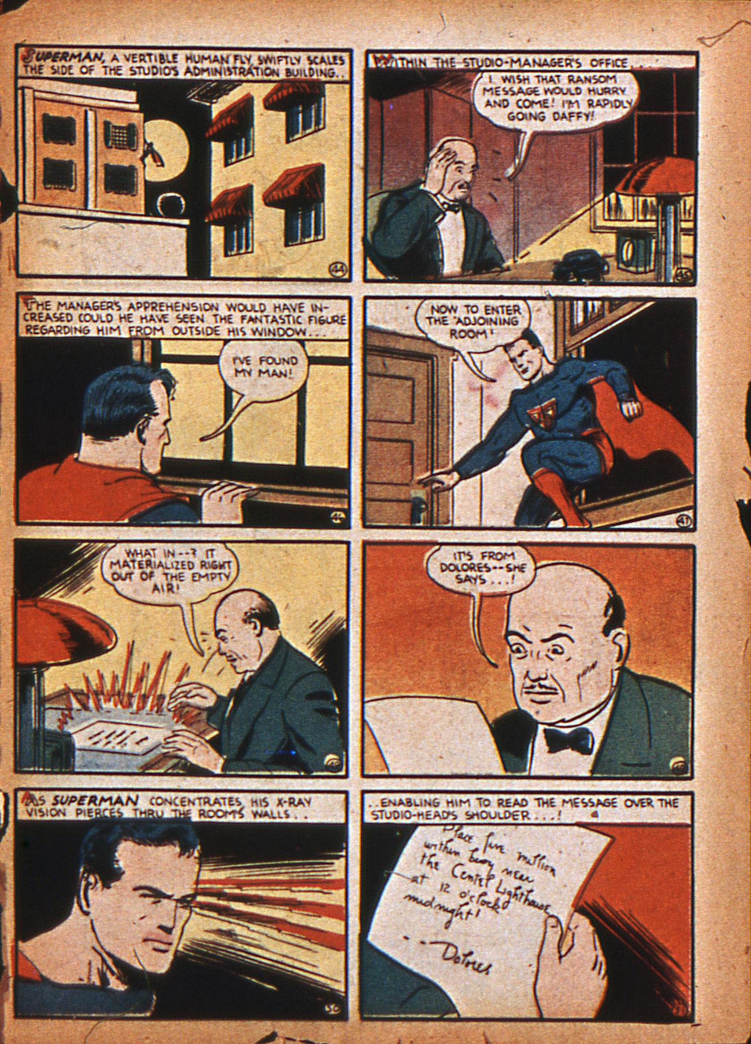 Action Comics (1938) 20 Page 9