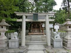 八坂神社悪王子社