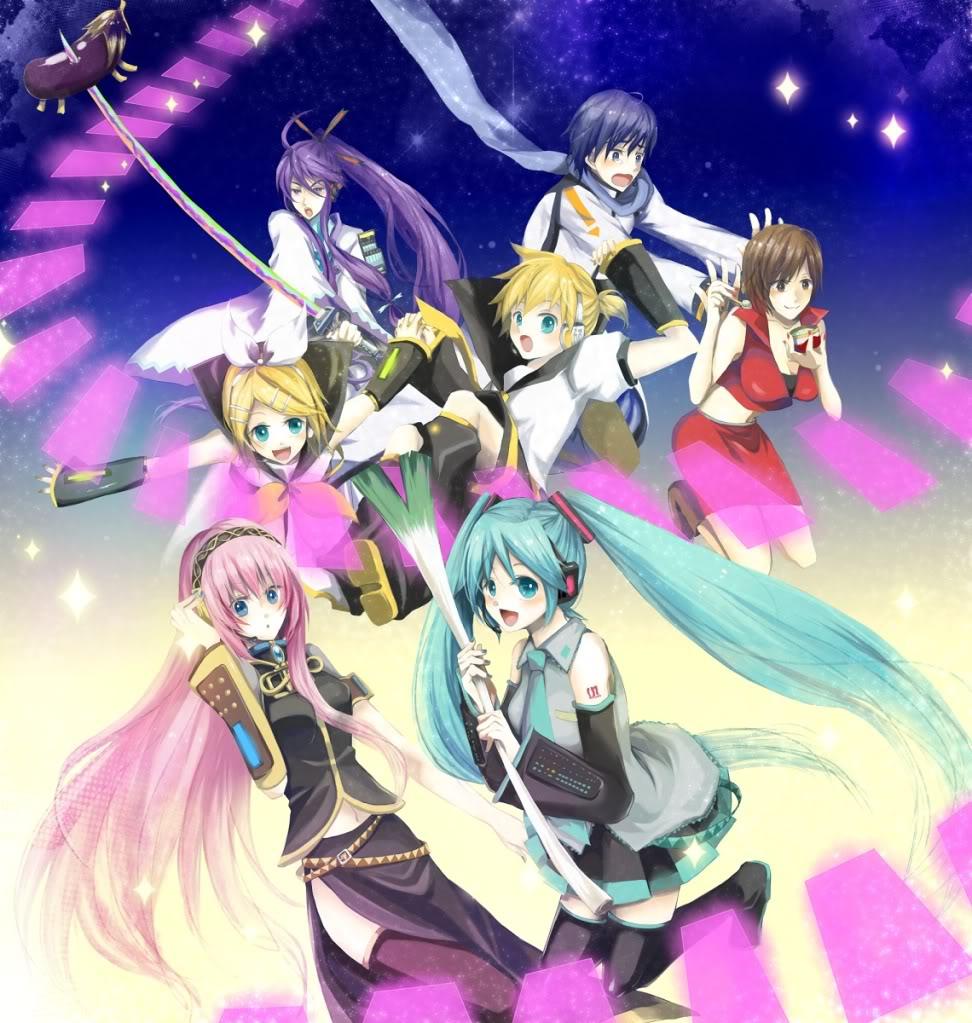 Ghost Anime Girl Wallpaper Vocast Vocaloid