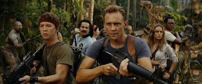 Tom Hiddleston, Thomas Mann and Brie Larson in Kong: Skull Island (39)