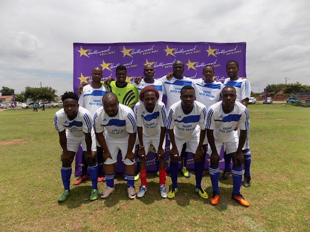 Team Picture - Hollywoodbets Charity Soccer Tournament - Polokwane