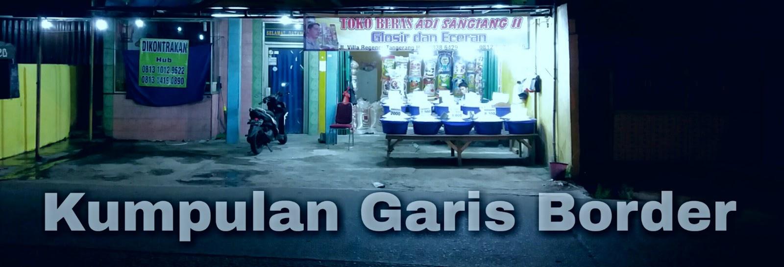 Garis Border