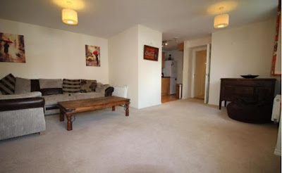 chichester buy-to-let flat lounge