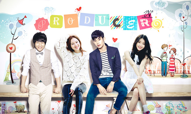 Producer 2015 best kdrama, Gong Hyo Jin, IU, Kim Soo Hyun, Cha Tae Hyun, drama withdrawals
