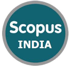 Indian journals indexed in Scopus