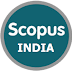 Indian journals indexed in Scopus