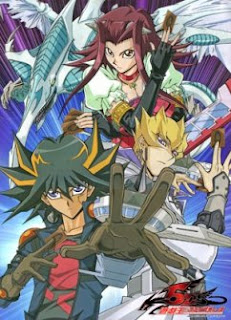 assistir - Yu-Gi-Oh! 5D's - online