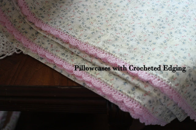 http://lilacsandspringtime.blogspot.com/2016/07/pillowcases-with-crocheted-edging.html