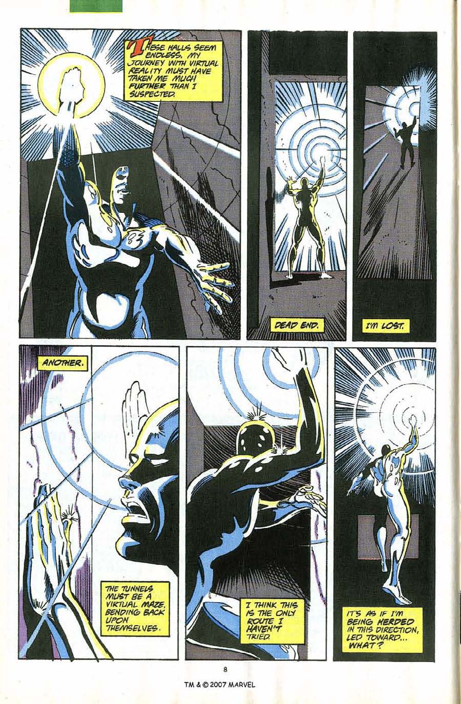 Read online Silver Surfer (1987) comic -  Issue #58 - 10