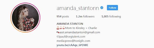 amanda stanton instagram