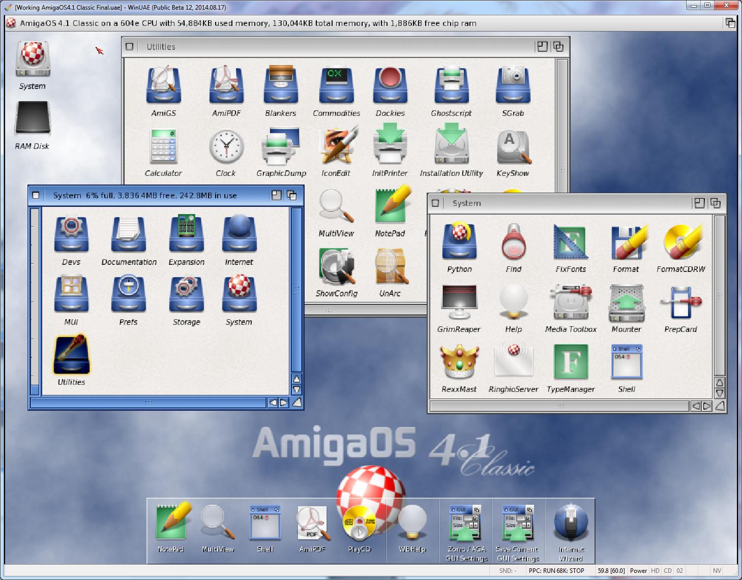 Amiga Podcast: AMIcast - Text Interview 5 - Toni Wilen