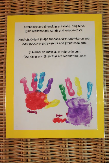 Fantastic Grand Parents Day Craft Ideas 2017 For Kids And Elders