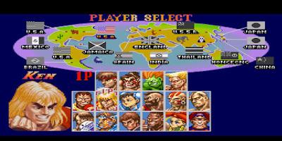 Super Street Fighter II - Captura 2