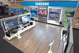 Samsung store within Best Buy
