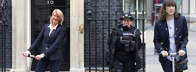 Micro Visits Number 10 Downing Street