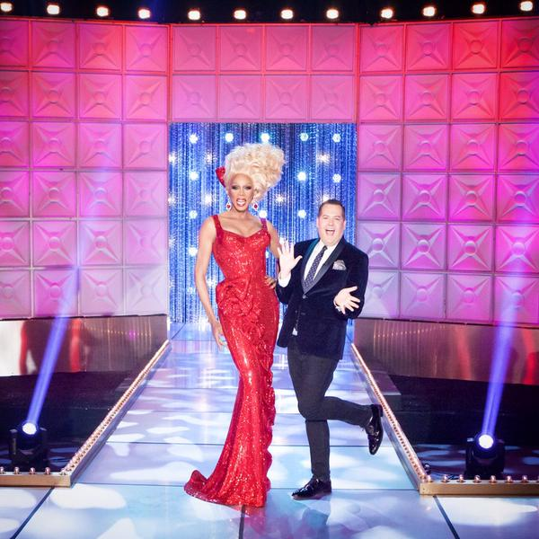 rupaul y ross mathews