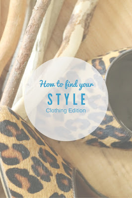 how to find your style fashion