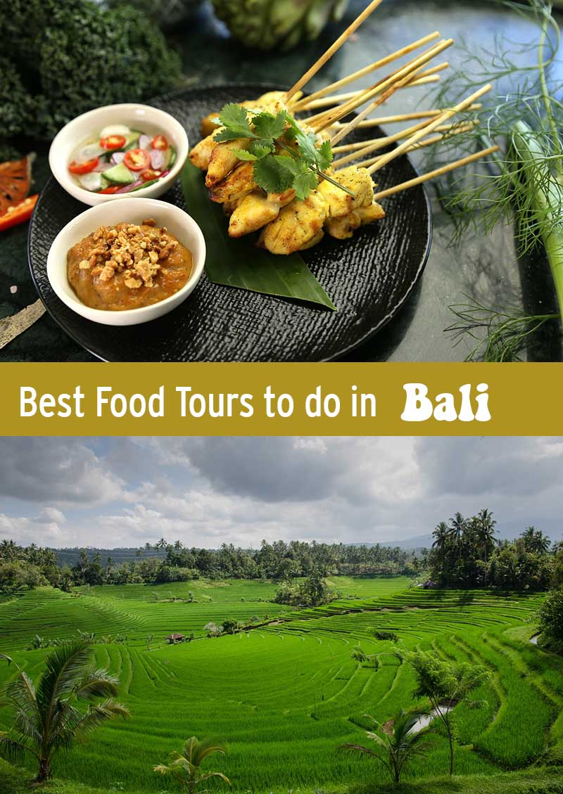 Best Food Tours to do in Bali