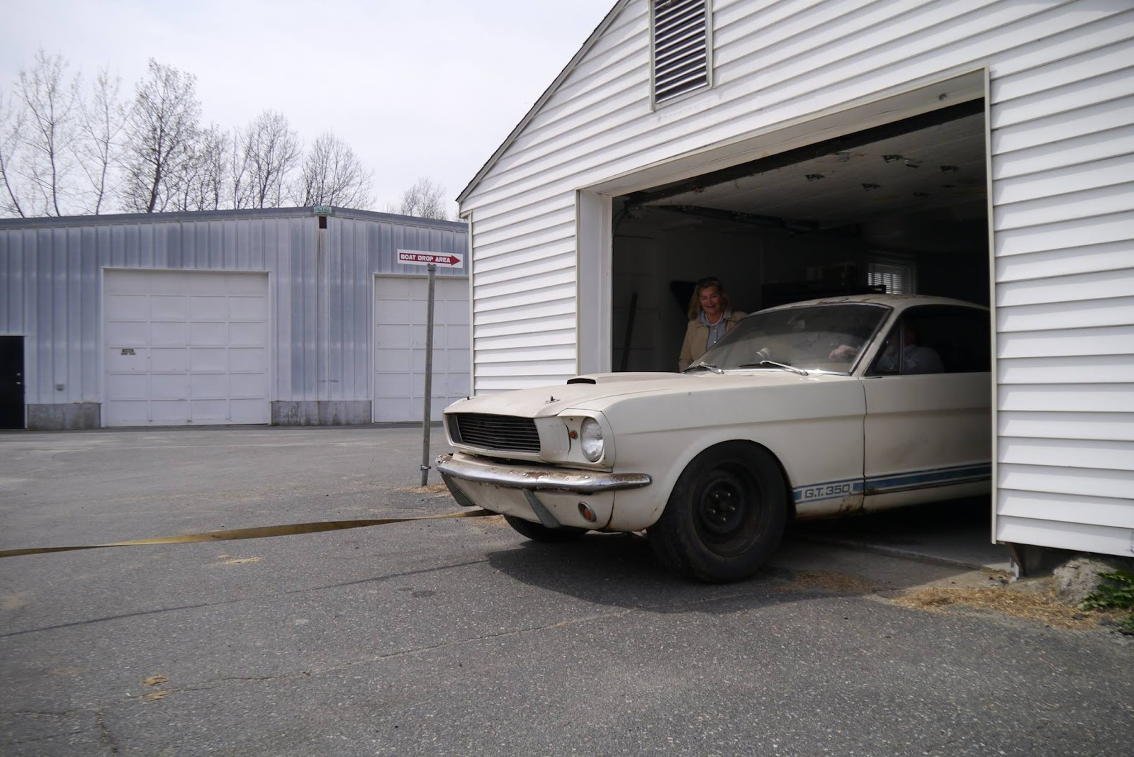 1966 Carryover GT350 Shelby For Sale VirginiaClassicMustang