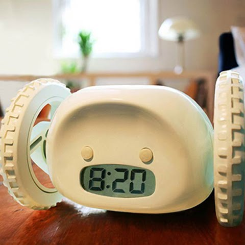 Robotic Alarm Clock