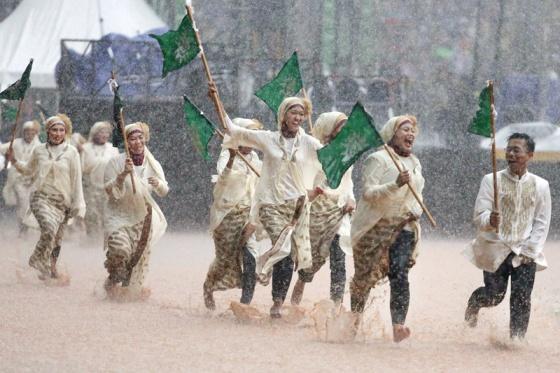 Semangat gerakan persyarikatan Muhammadiyah