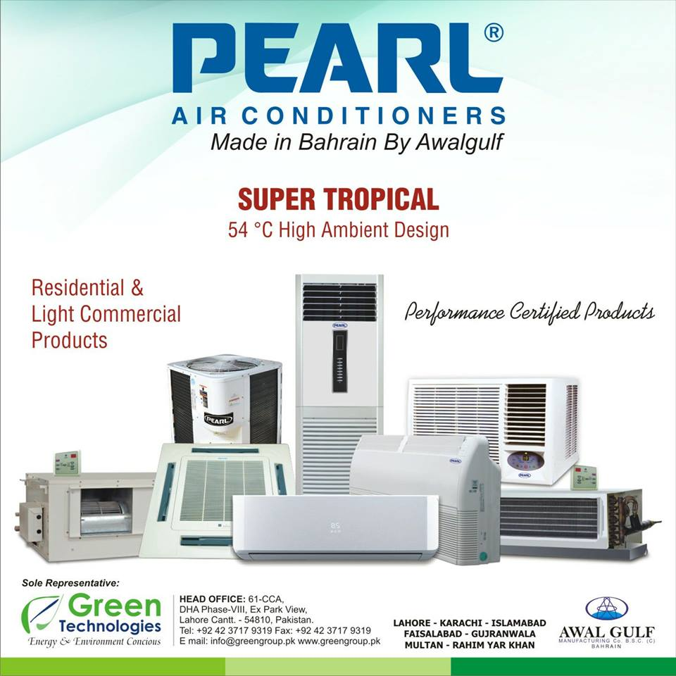 Pearl Air Conditioner Price In Pakistan And Its